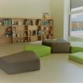 Bücherraum